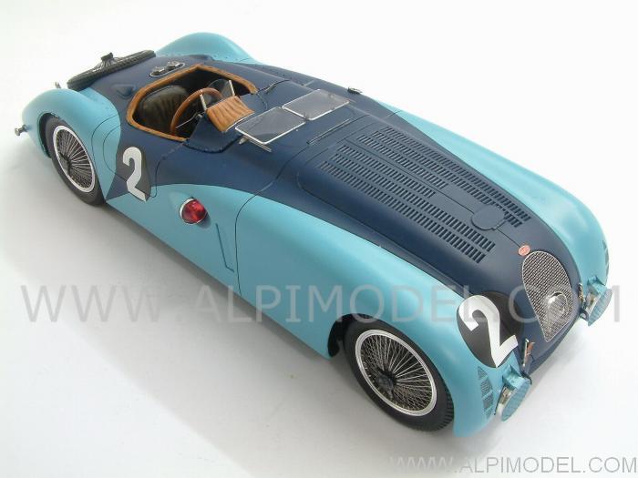 spark model 18lm37 bugatti 57 g 2 winner le mans 1937 wimille veyron 1 18 1 18. Black Bedroom Furniture Sets. Home Design Ideas