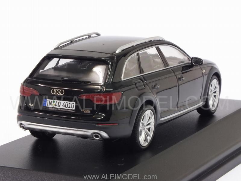 Spark Model Audi A4 Allroad Quattro 2016 Myth Black Audi