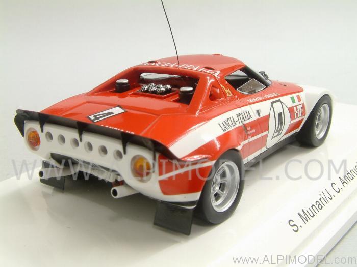 Lancia Stratos Model.Lancia Stratos For GTA San Andreas. Kyosho 1:18 ...