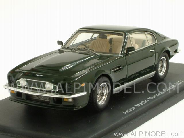 Spark Model Aston Martin Vantage Coupe 1977 British