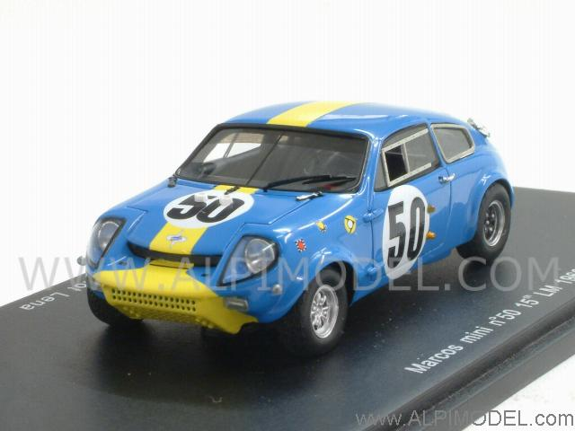 spark model marcos mini 50 le mans 1966 marnat ballot. Black Bedroom Furniture Sets. Home Design Ideas