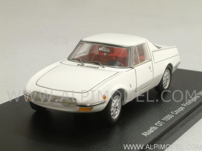Spark Model Abarth Ot 1000 Coupe Pininfarina 1965 1 43 Scale Model
