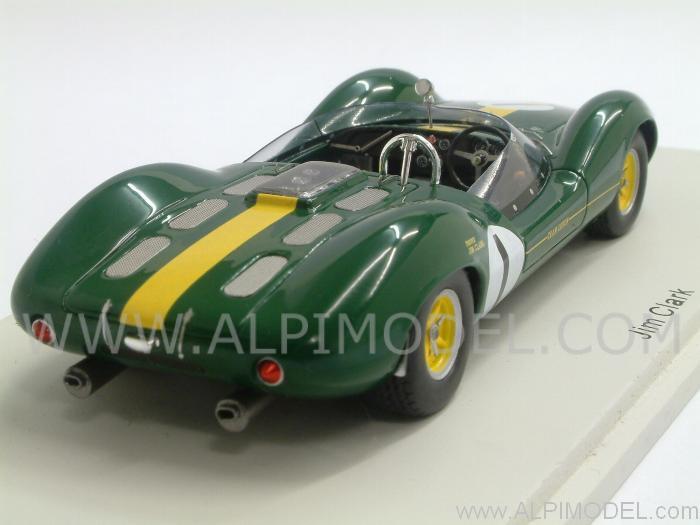 Spark Model Lotus Type 30 S1 1 Goodwood 1964 Jim Clark 1
