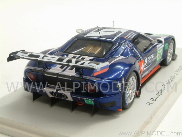 Spark Model Ford Gt Matech Racing 60 Le Mans 2010