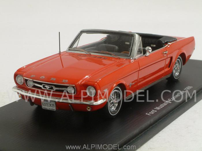 Ford Mustang 2015 Scale Model   Autos Post