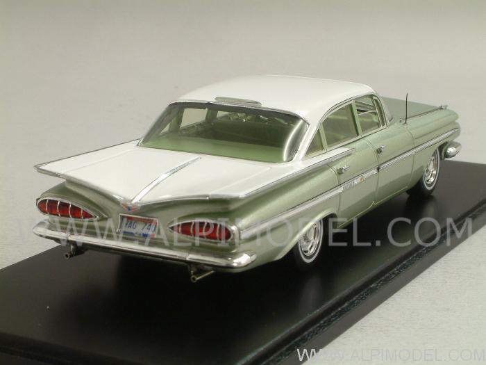 Spark Model Chevrolet Impala Sedan Six Windows 1 43 Scale