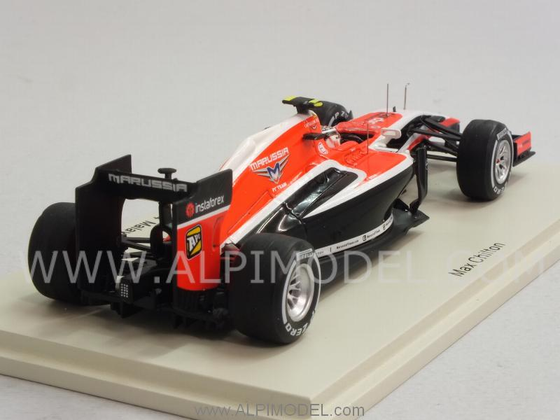 Marussia MR03 Ferrari #4 GP Malaysia 2014 Max Chilton by spark-model.
