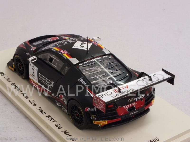 Spark Model Audi R8 Lms Ultra Belgian Audi Club Team Wrt