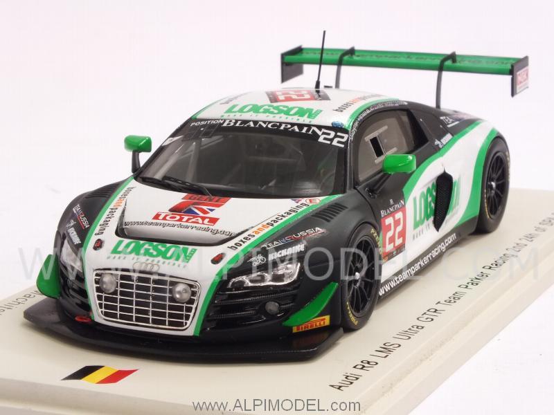 Spark Model Audi R8 Lms Ultra Gtr Team Parker Racing 22
