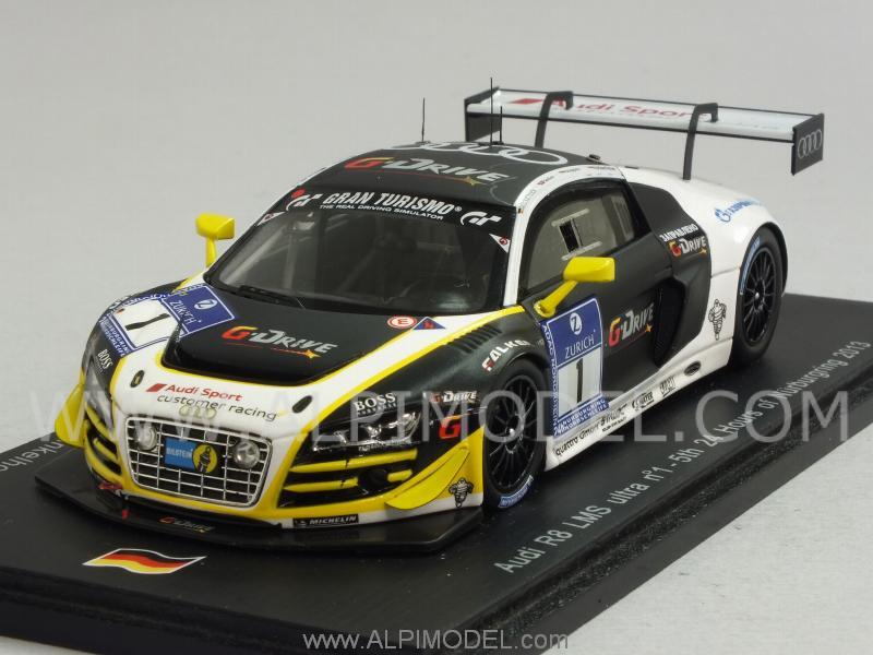 Spark Model Audi R8 Lms Ultra 1 Nurburgring 2013