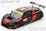 Audi R8 #8 Winner Macau GT World Cup 2016 L.Vanthoor by SPARK MODEL