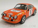 Porsche 911 S #6 Winner Rally Monte Carlo 1970 Waldegaard - Helmer by SPARK MODEL