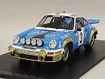 Porsche 911 #3 Winner Rally Monte Carlo 1978 Nicolas - Laverne by SPARK MODEL