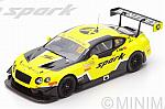 Bentley Continental GT3 #10 Macau GT World Cup 2016 A.Fong by SPARK MODEL