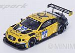 Bentley Continental GT3 #38 24h Nurburgring 2016 Bruck - Menzel by SPARK MODEL
