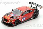 Bentley Continental GT3 #36 24h Nurburgring 2017 Kane - Smith by SPARK MODEL
