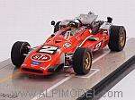 Brawner-Hawk #2 Winner Indy 500 1969 Mario Andretti by SPARK MODEL.