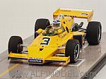McLaren M16C #3 Winner Indy 500 1974 Johnny Rutheford by SPARK MODEL