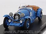 Alfa Romeo 8C #9 Winner Le Mans 1934 Chinetti - Etancelin by SPARK MODEL