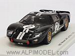 Ford MkII #2 Winner Le Mans 1966 McLaren - Amon by SPARK MODEL