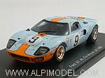 Ford GT40 #9 Winner Le Mans 1968 Rodriguez - Bianchi by SPARK MODEL