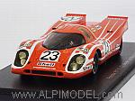 Porsche 917 K #23 Winner Le Mans 1970  Herrmann - Attwood by SPARK MODEL