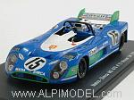 Matra Simca MS670 #15 Winner Le Mans 1972  Pescarolo - G.Hill by SPARK MODEL