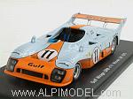 Mirage Gulf GR8 #11 Winner Le Mans 1975 Ickx - Bell by SPARK MODEL