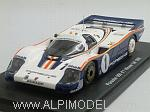Porsche 956 #1 Winner Le Mans 1982 Ickx - Bell by SPARK MODEL