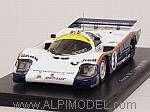 Porsche 956 #3 Winner Le Mans 1983 Holbert - Haywood - Schuppan by SPARK MODEL