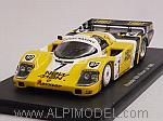 Porsche 956 #7 Winner Le Mans 1985 Ludwig - Barilla - Winter by SPARK  MODEL