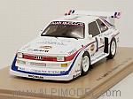 Audi Quattro S1 #1 Winner Pikes Peak 1986 Bobby Unser by SPARK MODEL