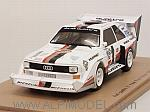 Audi Quattro S1 #1 Winner Pikes Peak 1987 Walter Rohrl by SPARK MODEL