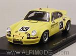 Porsche 911 RSR #59 Winner Sebring 1973 Gregg - Haywood - Helmick by SPARK MODEL