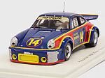 Porsche 911 RSR 3.0 #14 Winner Sebring 1976 Holbert - Keyser by SPARK MODEL