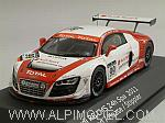 Audi R8 LMS #99 Spa 2011 Basseng - Haase - Stippler (Audi Promo) by SPARK MODEL