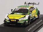 Audi RS5 #99 DTM 2017 Mike Rockenfeller (Audi promo) by SPARK MODEL