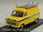 Ford Transit Criminology Laboratory Moscow 1974 by SPARK MODEL