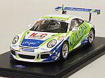 Porsche Carrera Cup #7 Australia Champion 2016 Matt Campbell by SPARK MODEL