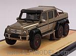 Mercedes G 63 AMG 6x6 2014 (Bronze Metallic) Mercedes Promo by SPARK MODEL.