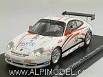 Porsche 911 GT3 RS  996 #14 Winner Grand Challenge 2008 Romain Dumas by SPARK MODEL.
