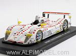 Dome S101 H Mugen #5 Le Mans 2005 Michigami - Kaneishi - Ara by SPARK MODEL