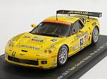 Chevrolet Corvette C6-R #63 Le Mans 2007  O'Connell - Magnussen - Fellows by SPARK  MODEL