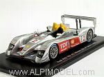 Audi R10 TDI #2 Winner 12h Sebring 2006 McNish - Kristensen - Capello by SPARK MODEL