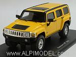 Hummer H3 2006 (Yellow) by SPARK MODEL