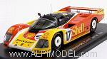 Porsche 962C #17 Le Mans 1988 Stuck - Bell - Ludwig by SPARK MODEL