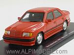 Mercedes AMG 300 E 5.6 'The Hammer' (Red) by SPARK MODEL