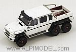 Mercedes G 63 AMG 6x6 2014 (White) by SPARK MODEL