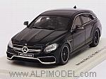 Mercedes CLS 63 AMG Shooting Brake 2014 (Black) by SPARK MODEL