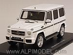 Mercedes G63 AMG 2014 (White) by SPARK MODEL